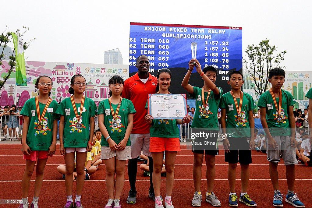 IAAF Kids Athletics Program