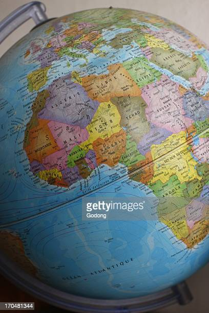 Togo africa map stock photos and pictures getty images godonguig via getty images gumiabroncs Image collections