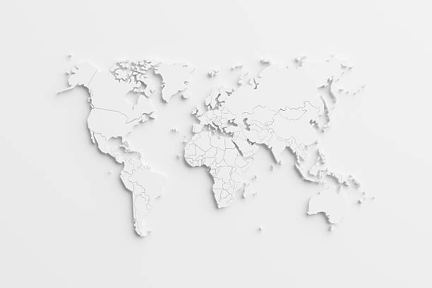 Free world images pictures and royalty free stock photos world map using card paper gumiabroncs Choice Image