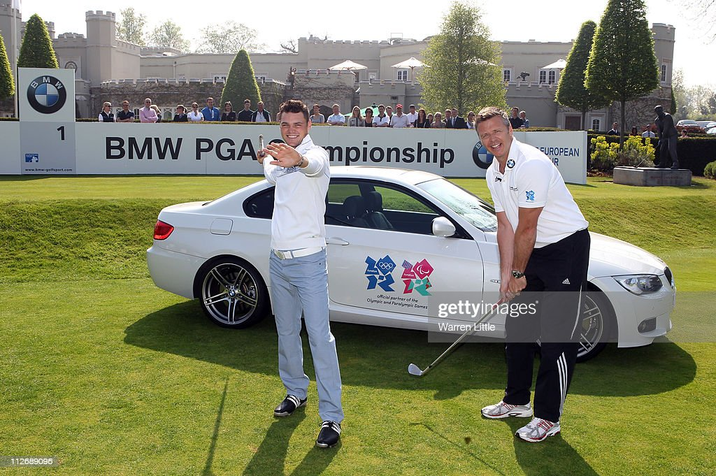 BMW PGA Championship Media Day