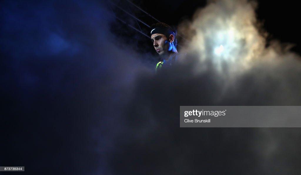 Day Two - Nitto ATP World Tour Finals : Nachrichtenfoto