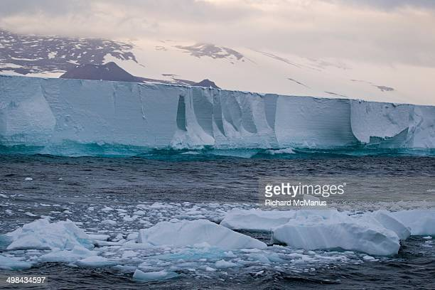 world ocean day - ross ice shelf stock photos and pictures