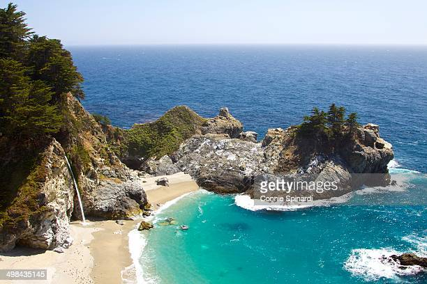 world ocean day - mcway falls stock photos and pictures