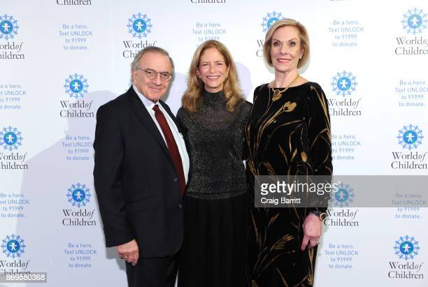 World of Children CoFounder Event CoChair Harry Leibowitz Board of Governors' Award Honoree New York Community Leader c and World of Children...
