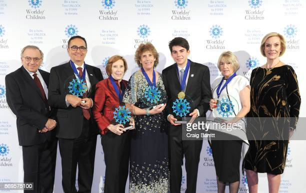 World of Children CoFounder Event CoChair Harry Leibowitz Honorees World of Children 2017 Health Award Founder LOSEV Foundation for Children with...