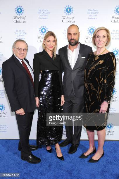 World of Children CoFounder Event CoChair Harry Leibowitz Model Martha Hunt Jason McDonald World of Children CoFounder Event CoChair Kay Isaacson...