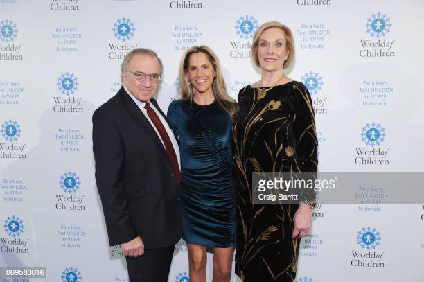 World of Children CoFounder Event CoChair Harry Leibowitz Sports anchor for PIX11 World of Children Celebrity Ambassador News Andy Adler and World of...