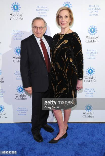 World of Children CoFounder Event CoChair Harry Leibowitz World of Children CoFounder Event CoChair Kay Isaacson Leibowitz attend World of Children...
