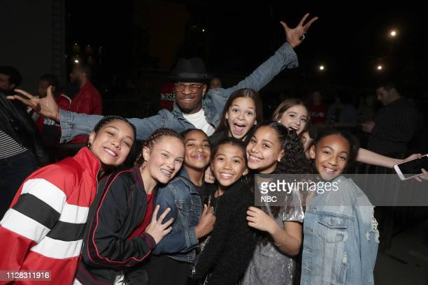 DANCE World of Dance Dance Party Pictured NeYo at Academy LA Hollywood CA on February 28 2019