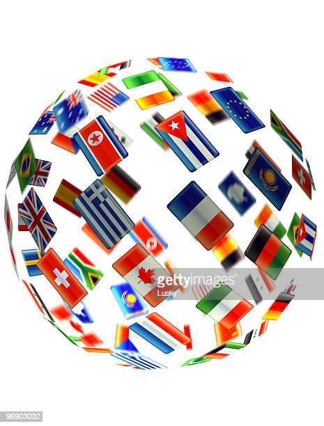mundo banderas - bandera cubana fotografías e imágenes de stock