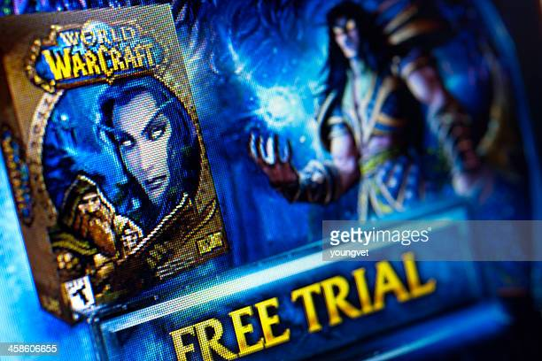 world of warcraft - world of warcraft stock pictures, royalty-free photos & images