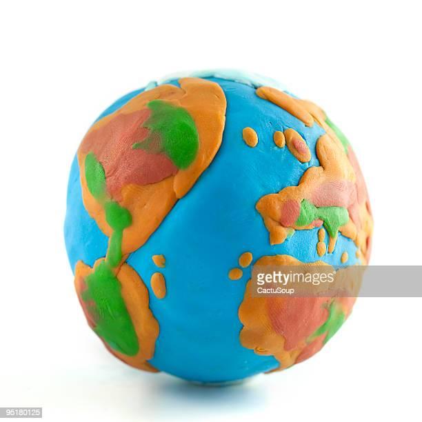 世界の - 粘土 ストックフォトと画像
