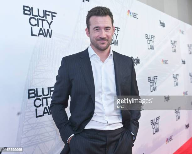 LAW World Premiere Arrivals Pictured Barry Sloane