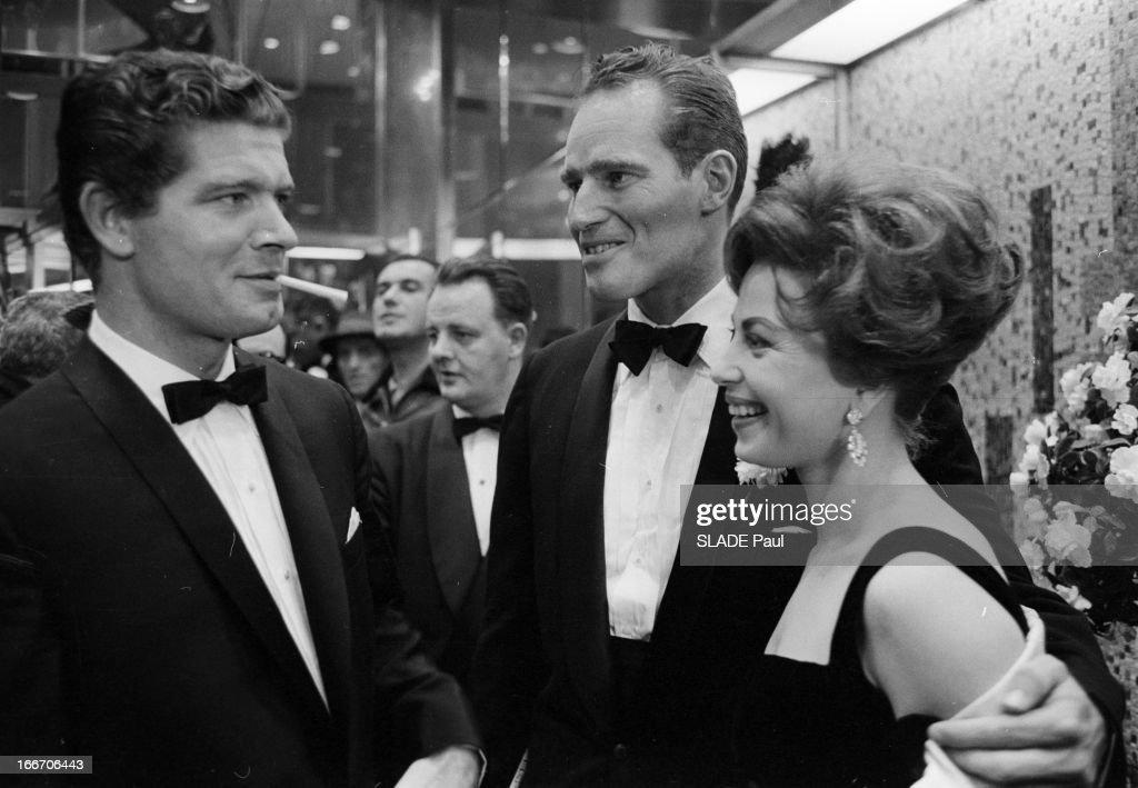 World Premiere Of Film 'Ben-Hur' By William Wyler In New York : News Photo