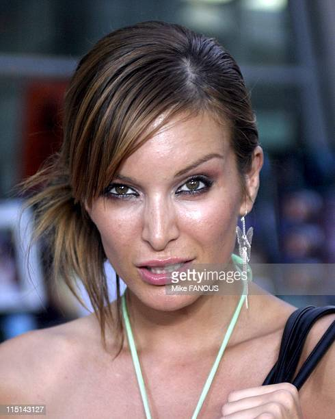 """World Premiere of """"Vlad"""" at the ArcLight Cinema in Hollywood, United States on September 08, 2004 - Catalina Guirado attends the premiere of """"Vlad""""."""