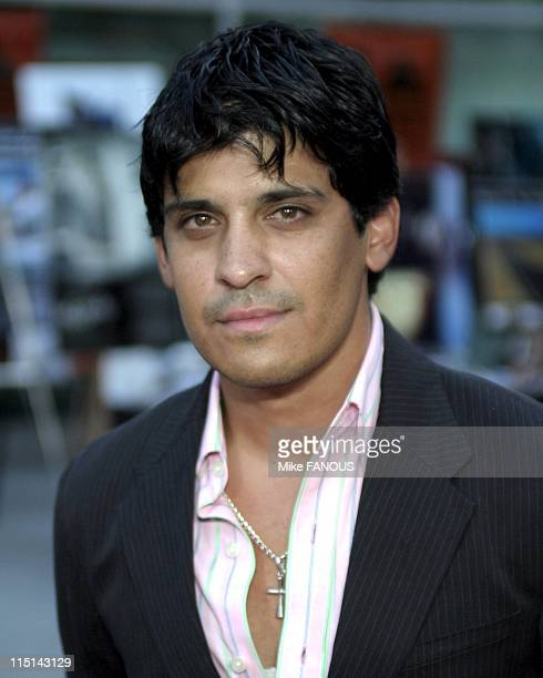 World Premiere of 'Vlad' at the ArcLight Cinema in Hollywood United States on September 08 2004 Antonio Rufino attends the premiere of 'Vlad'