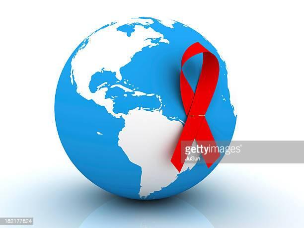 World Schutz von AIDS