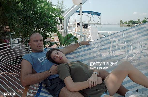World Record Of Diving In Apnea In Tandem For Francisco Ferreras And His Wife Audrey Mestre. Francisco FERRERAS dit 'Pipin' et son épouse Audrey...