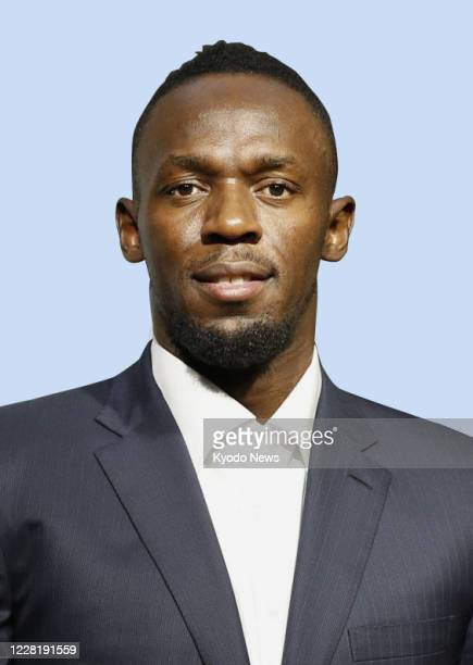 World record sprinter and eight-time Olympic gold medalist Usain Bolt, seen in this file photo, has tested positive for the novel coronavirus,...