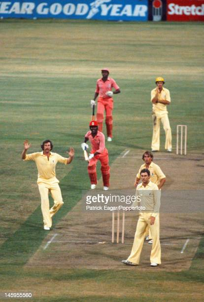 World Series Cricket Sydney 1979 Australia v West Indies Max Walker Greg Chappell David Hookes Dennis Lillee and others.