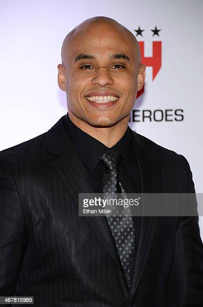 World Series of Fighting Vice President Ali Abdelaziz arrives at the sixth annual Fighters Only World Mixed Martial Arts Awards at The Palazzo Las...