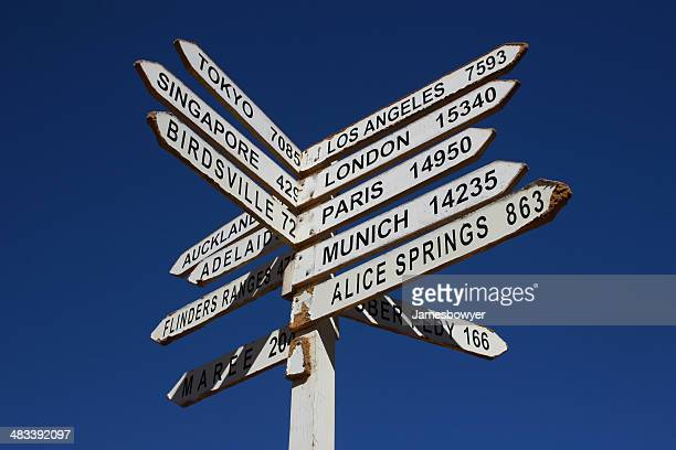 world sign - capital cities stock photos and pictures