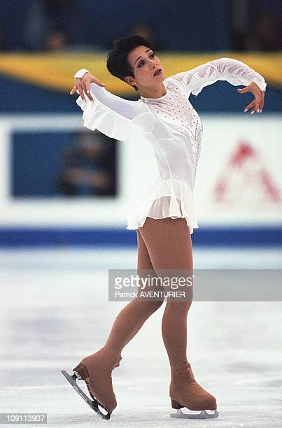 World Skating Championship On March 29Th 2000 In Nice France Pairs Sarah Abitbol