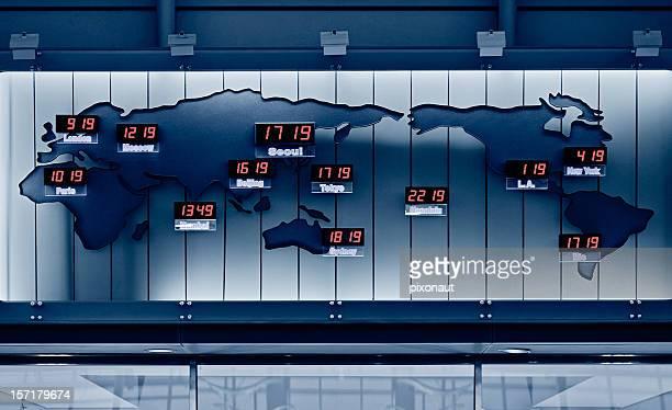 tiempo mundial - cambio horario fotografías e imágenes de stock