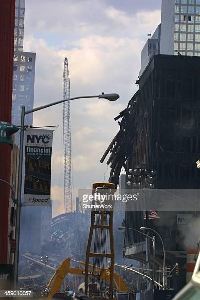 world trade center - 911 - attentat du world trade center photos et images de collection