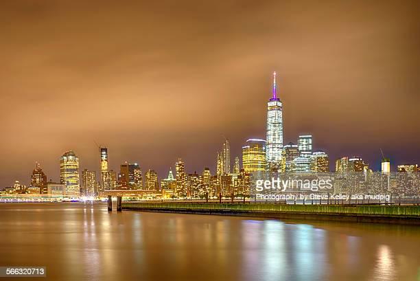 World Trade Center Gold