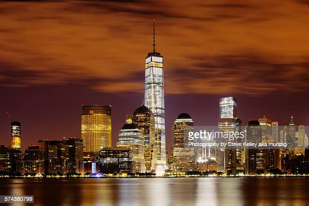 1 world trade center - one world trade center stock pictures, royalty-free photos & images