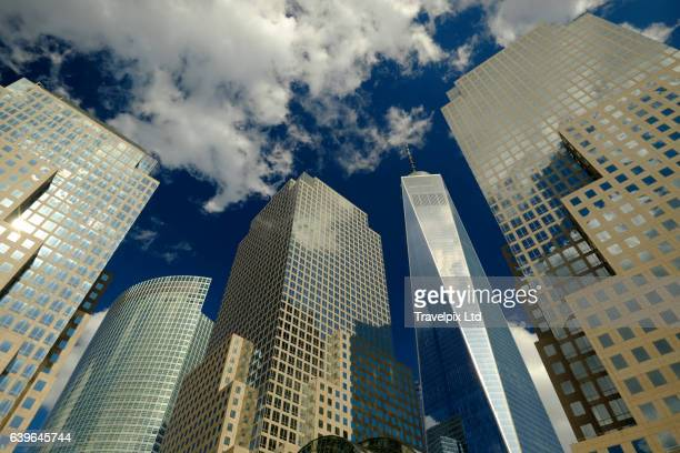 World Trade Centre , Financial District, Lower Manhattan, New York