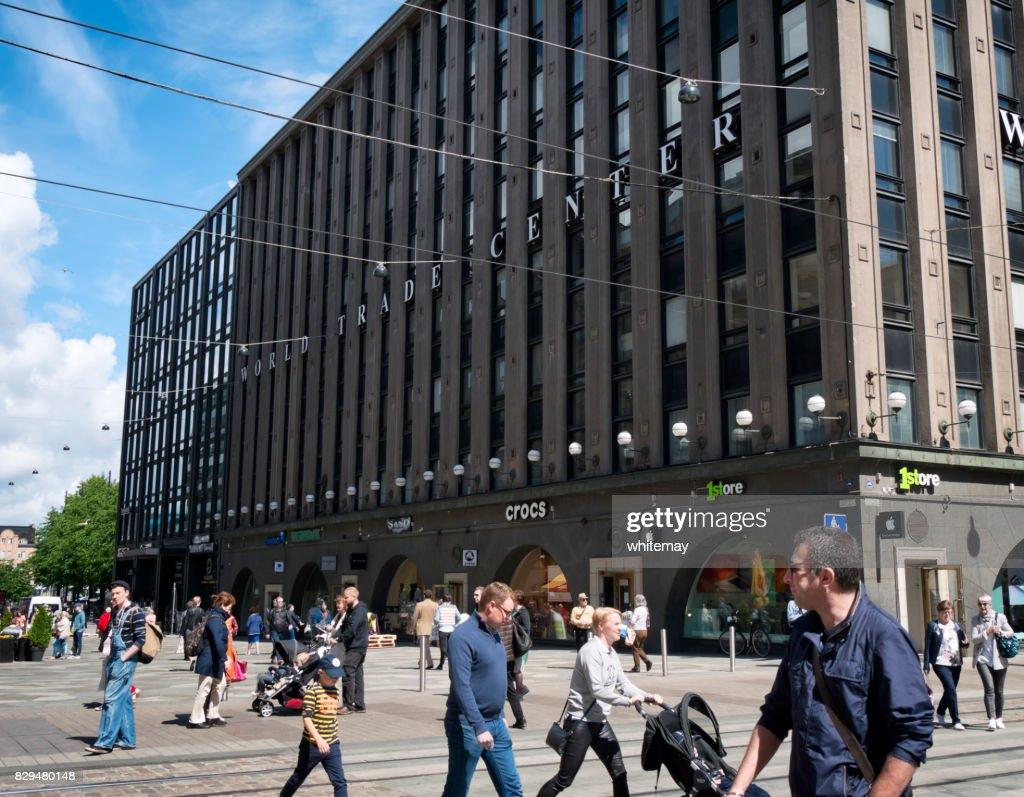 World Trade Centre, Helsinki : Stock Photo