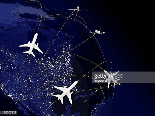 Viagens da América do Norte