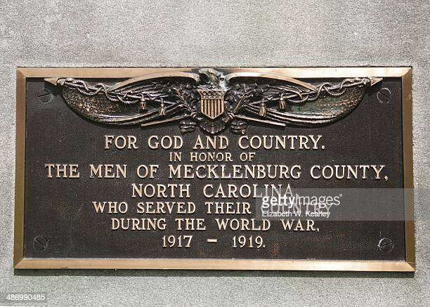 world war 1 centenary - 飾り板 ストックフォトと画像