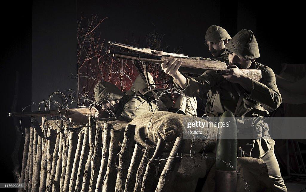 Guerre mondiale 1 : Photo