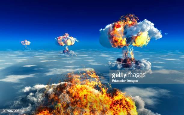 World War 3An All Out Nuclear War