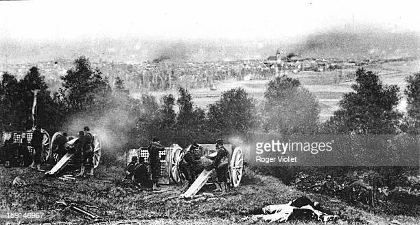 World War I, Battle of the Marne . Combat in Varreddes.
