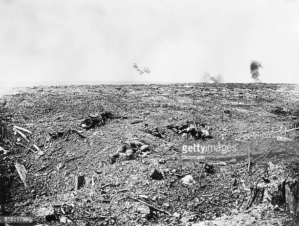 World War I dead