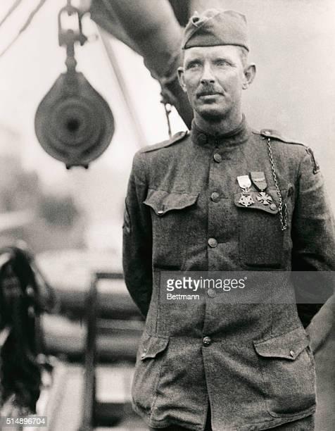 World War I Hero Alvin C York