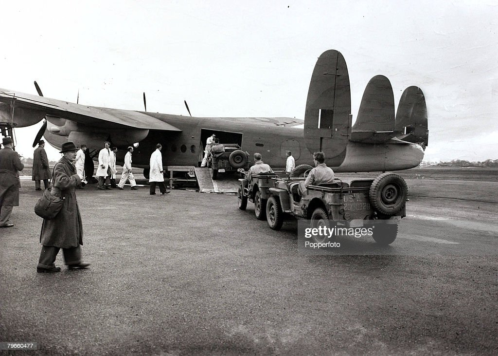 Avro York Transport Aircraft : News Photo