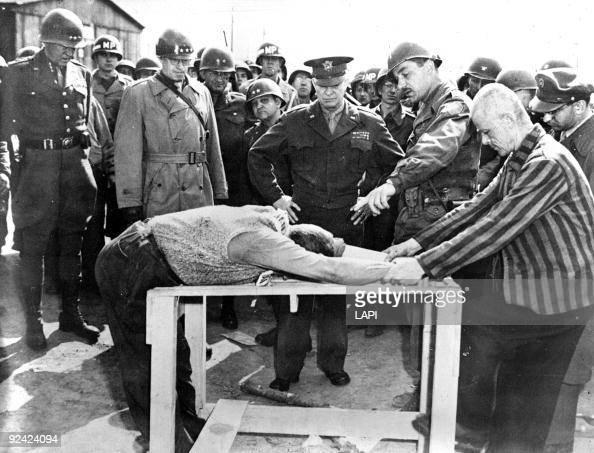 World War Ii American Generals Eisenhower Patton And