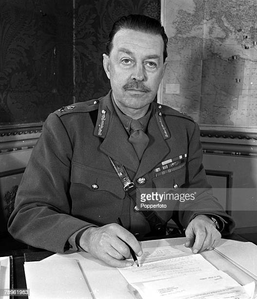 27 Harold Alexander 1st Earl Alexander Of Tunis Photos and Premium ...