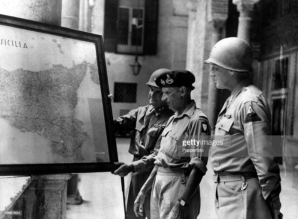 75 Years Since The Allied Invasion Of Italy