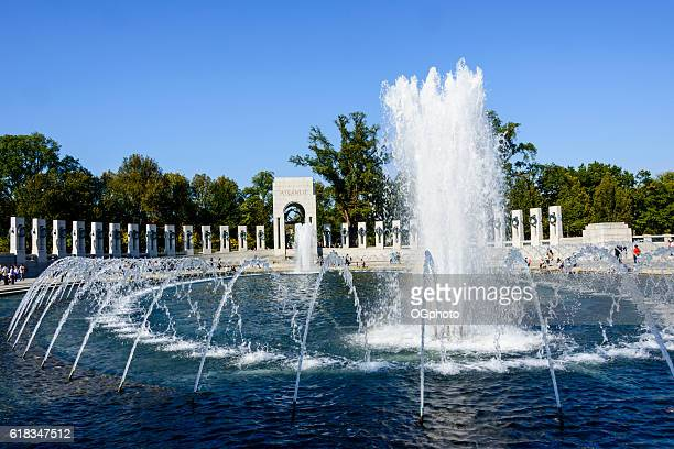 world war ii memorial de washington dc - ogphoto - fotografias e filmes do acervo
