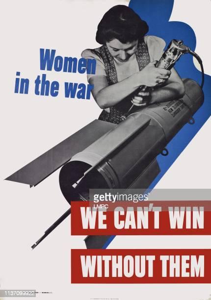 World War Ii Poster poster American 1942