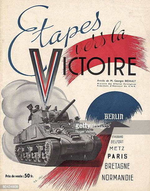 World War II 'Stages towards victory' Booklet December 1944