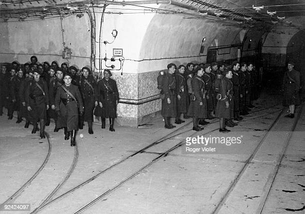 World War II The Maginot Line A changing of the guard