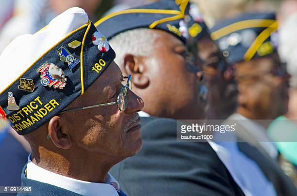 La Seconde Guerre mondiale Veterans