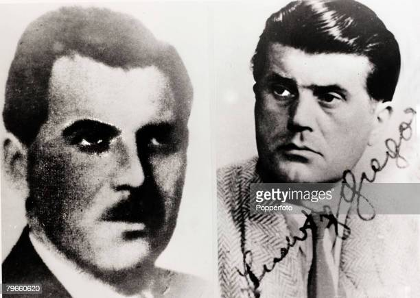 "World War II/Nazis, Dr,Josef Mengele, the Nazi ""Angel of Death"" who became the most wanted Nazi of the Second World War, who went on the run..."